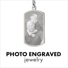 Shop Photo Engraved Jewelry