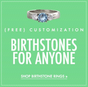 Shop Birthstone Rings