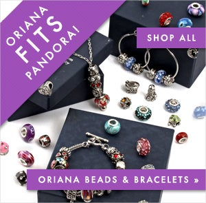 Shop Oriana beads - fits Pandora!