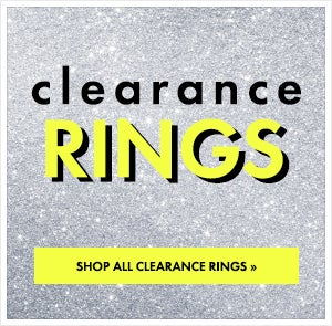 Shop Clearance Rings