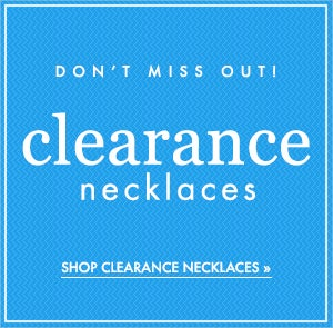 Shop Clearance Necklaces
