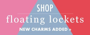 Shop Floating Lockets