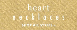 Shop Heart Necklaces