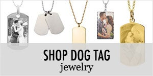 Shop Dog Tag Necklaces