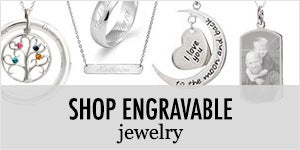 Shpo Engravable Jewelry