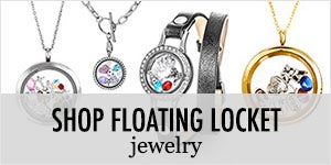 Shop Floating Locket Jewelry
