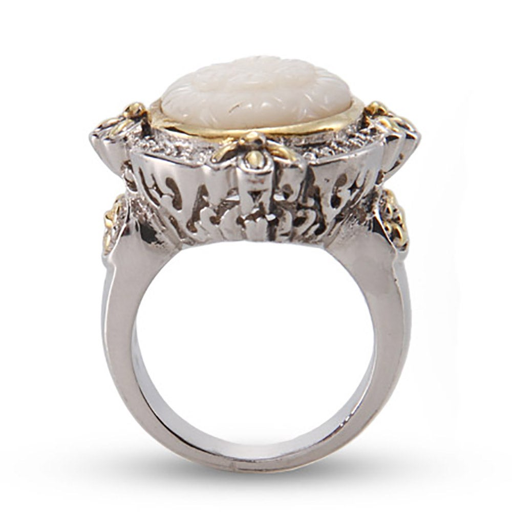 Pandora Mother Of Pearl Ring Canada