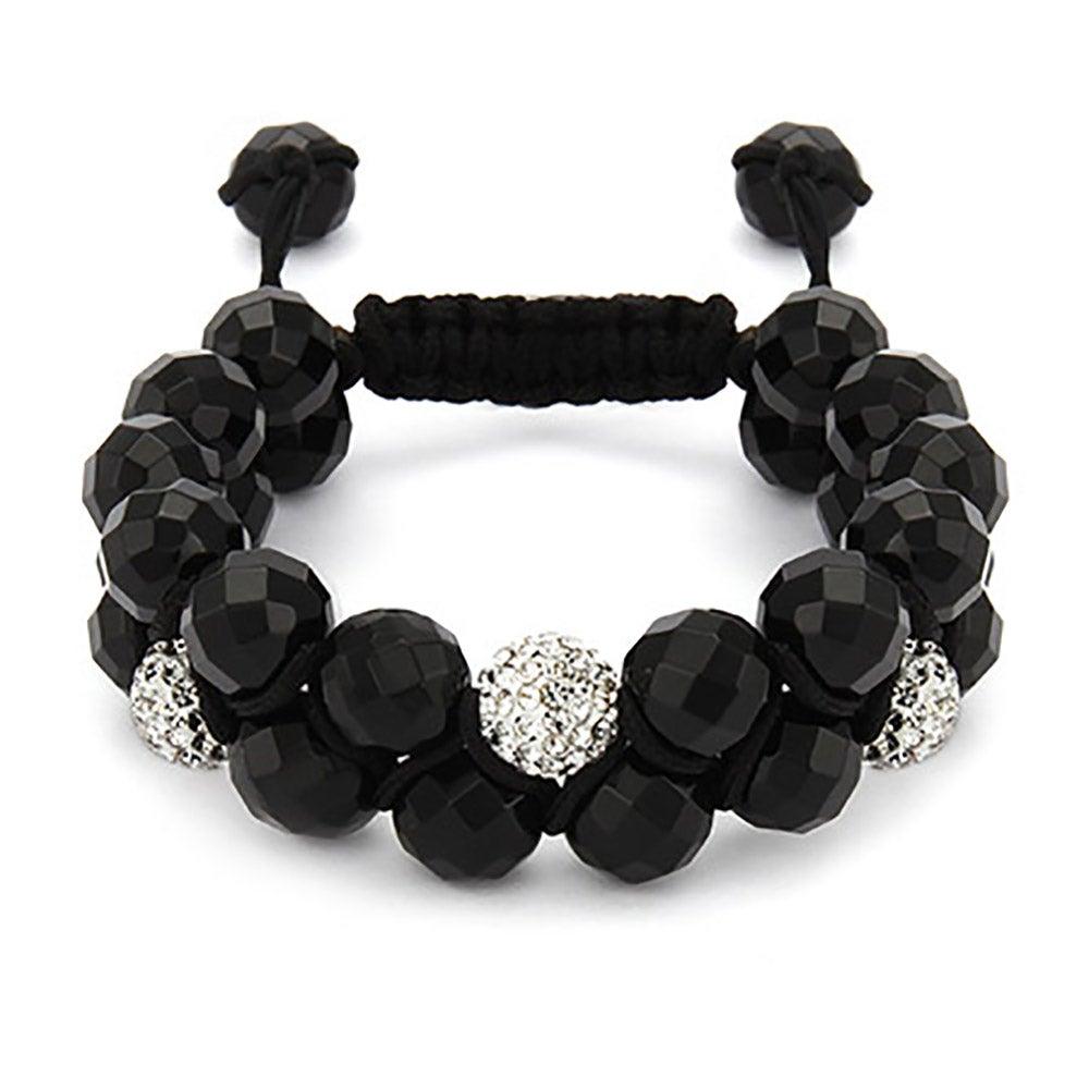 designer inspired white onyx bead spiritual