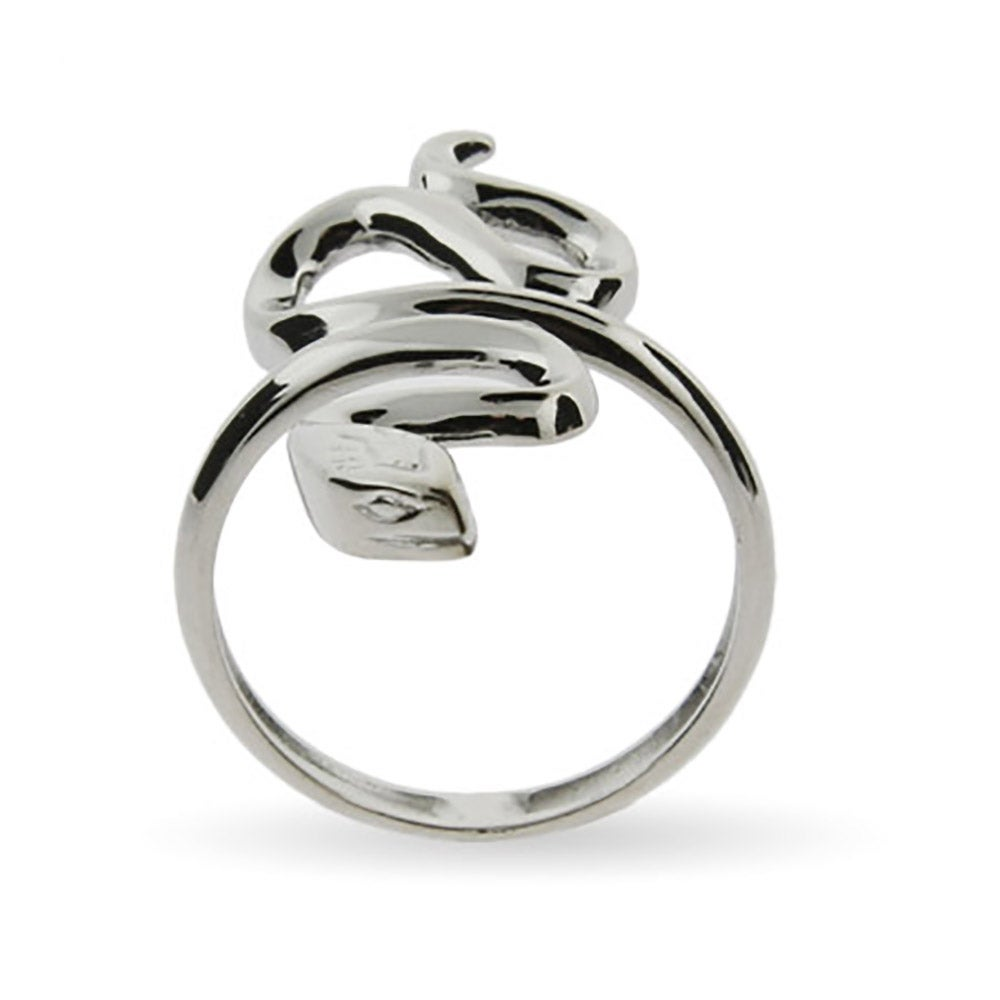 sterling silver snake ring s addiction 174