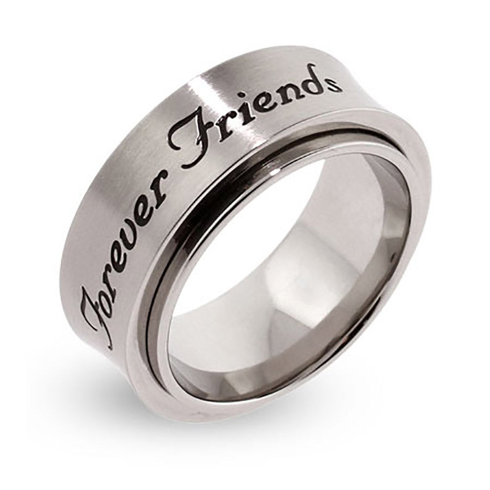 products mother daughter rings ring sterling friends silver forever