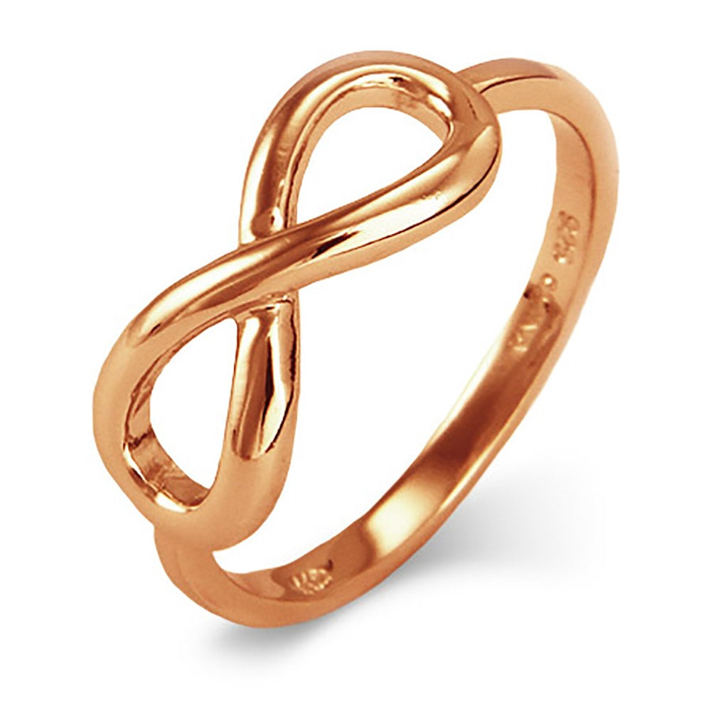 infinity ring gold. infinity ring gold i