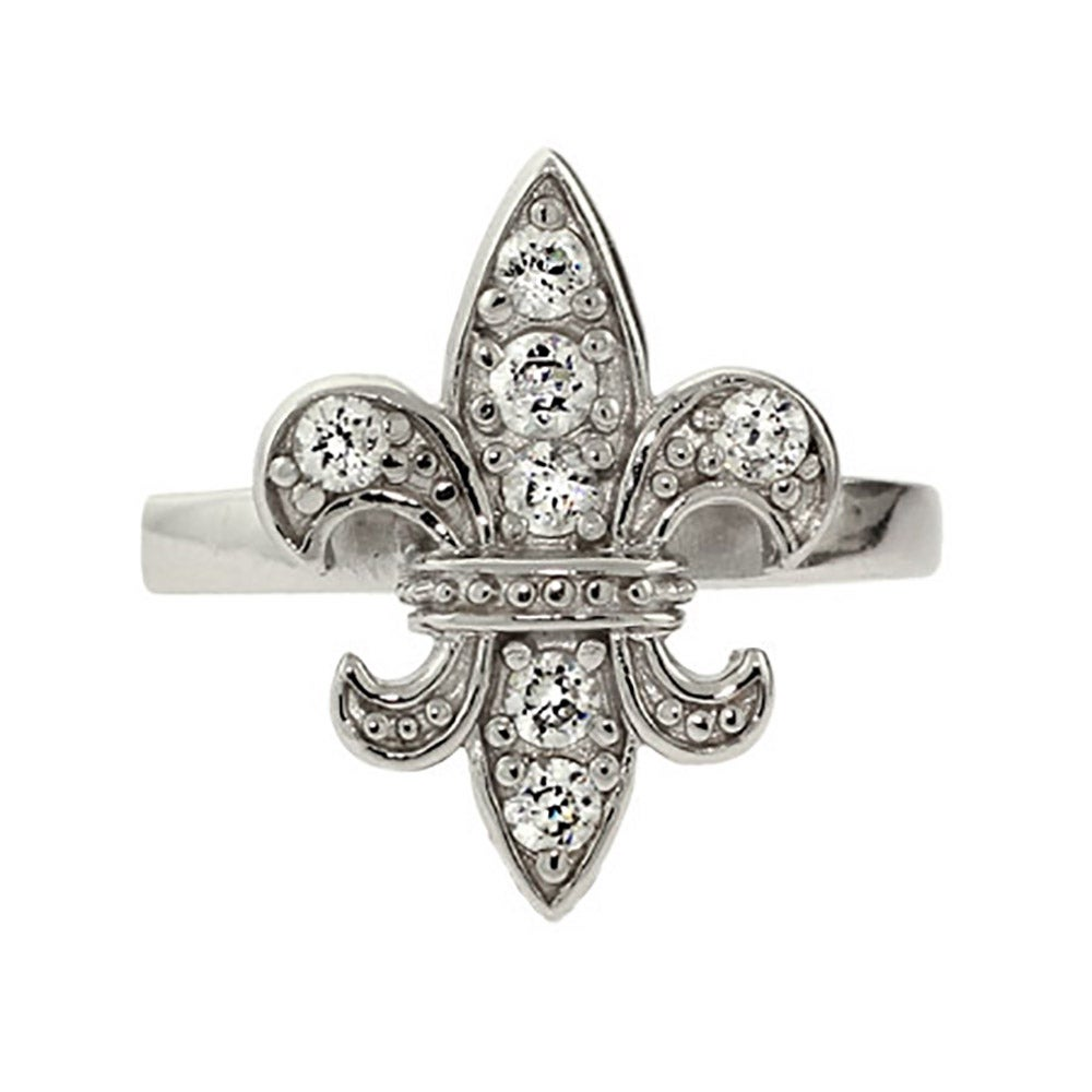 how to say fleur de lis