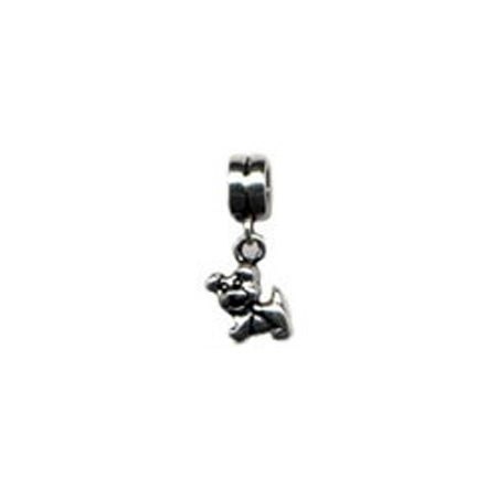Dangling Doggy Bead