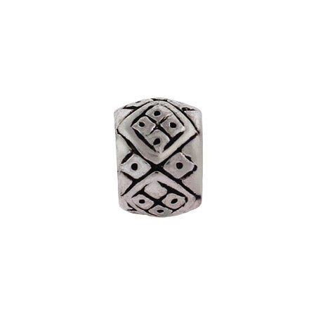 Oriana Etched Spacer Bead | Multiple Bead Compatibility