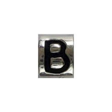 Letter B Bead Pandora Compatible