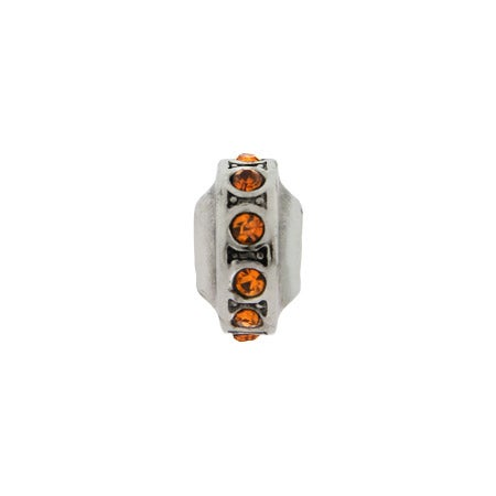 Rondell Birthstone November Bead