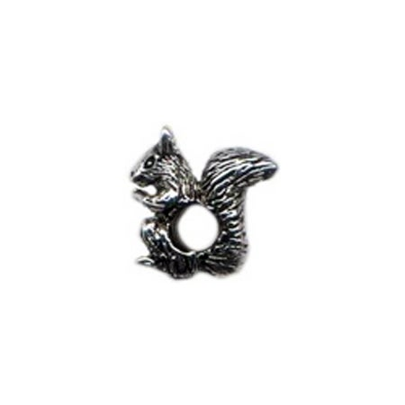 Little Squirrel Oriana Bead - Pandora Compatible| Eve's Addiction