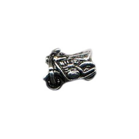 Motorcycle Bead Pandora Charm Compatible