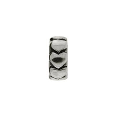 Band of Hearts Spacer Bead | Pandora Compatible Bead