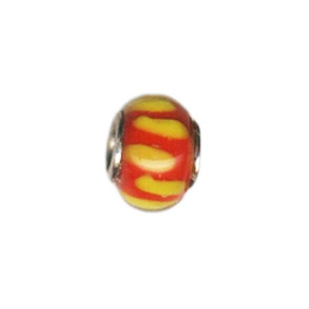 Fiesta Sun Glass Bead