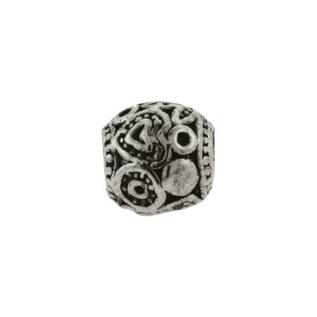 Inspired Vintage Heart Bead | Pandora Compatible Bead
