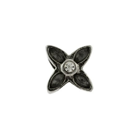 Diamond Star Flower Bead