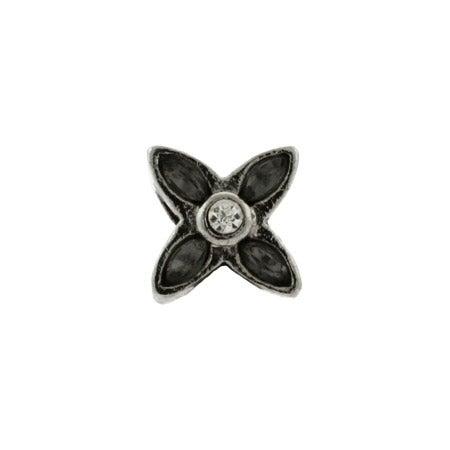 Diamond Star Flower Bead