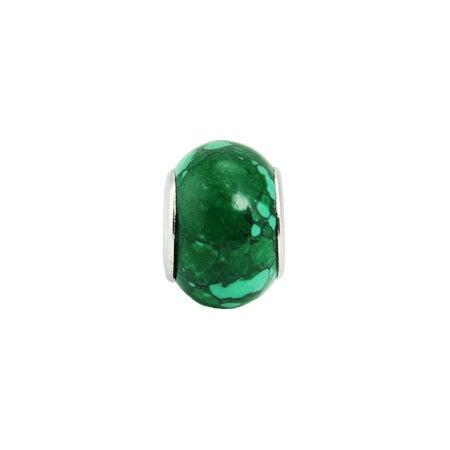 Green Turquoise Stone Oriana Bead