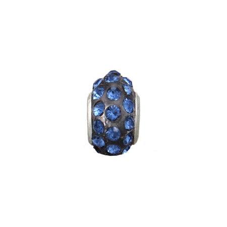 Light Sapphire Austrian Crystal Oriana Bead