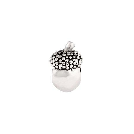 Acorn Oriana Charm, Pandora Bead Compatible