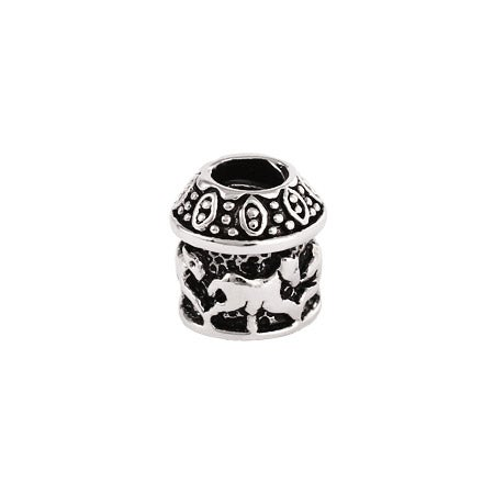 Carousel Bead Pandora Charm Compatible