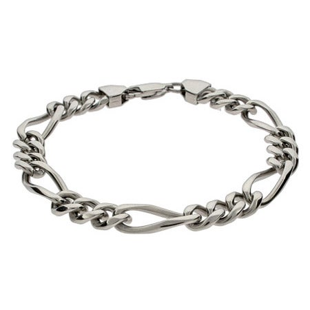 Men's Figaro Link Bracelet | Eve's Addiction