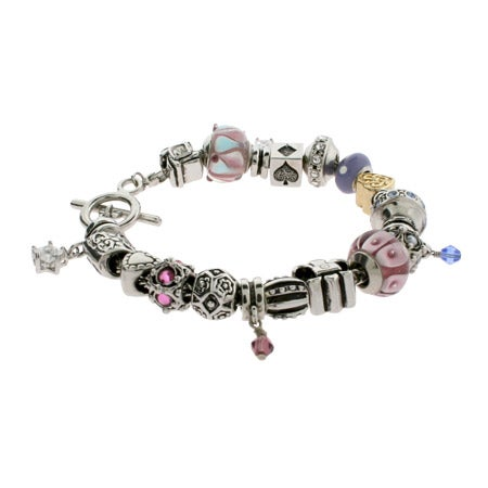 Build Your Own Bead Bracelet | Pandora Bead Compatible
