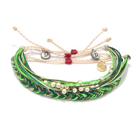 Pura Vida Stackable Bracelet Save The Sea Turtles Pack | Eve's Addiction®