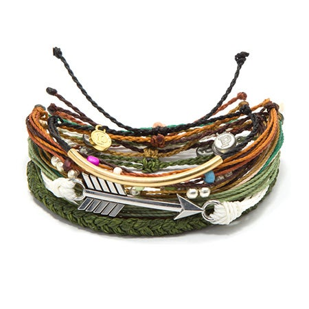 Pura Vida Stackable Bracelet Mother Earth Pack | Eve's Addiction®