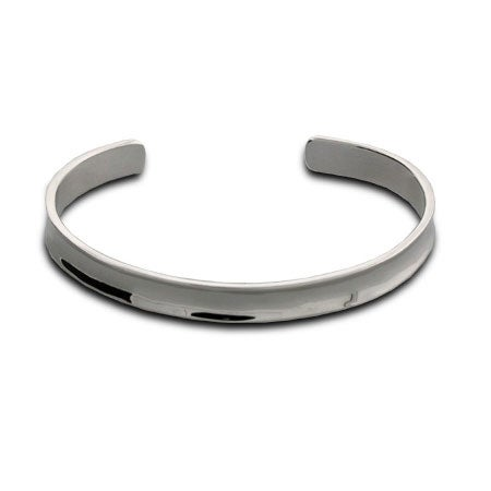 1837 Sterling Silver Cuff Bracelet | Eve's Addiction®