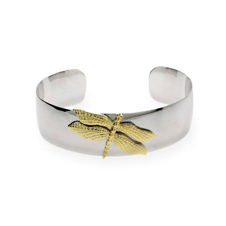 Dragonfly Cuff Bracelet | Eve's Addiction®