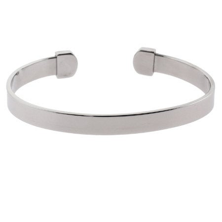 Engravable 5mm Baby Cuff Bracelet | Eve's Addiction®