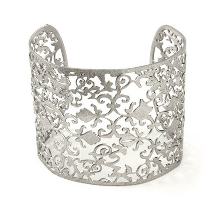 Vintage Filigree Style Cuff Bracelet | Eve's Addiction®