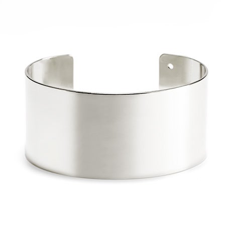 Fornash Charleston Cuff in Silver