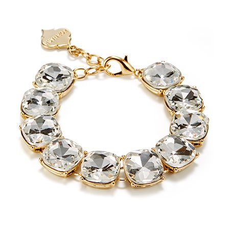Fornash Blake Bracelet with Clear Stones