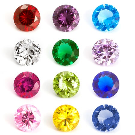 Birthstone Floating Charms | Eve's Addiction