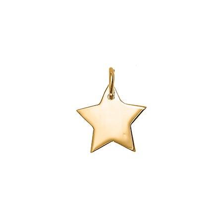 Gold Star Charm | Eve's Addiction