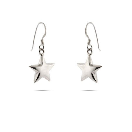 Star Dangling Earrings