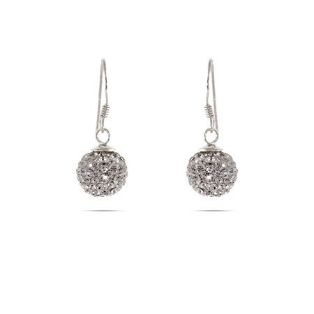 Swarovski Crystal Dangle Bead Earrings | Eve's Addiction®