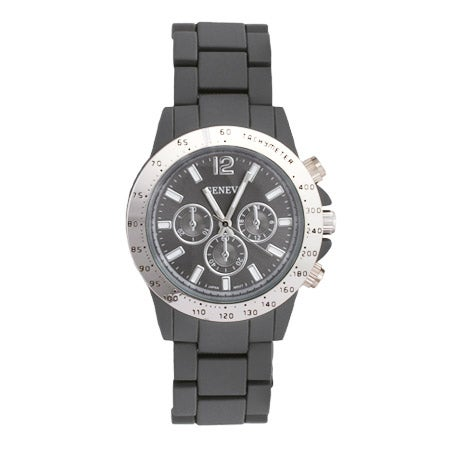 Designer Style Gray Mens Watch