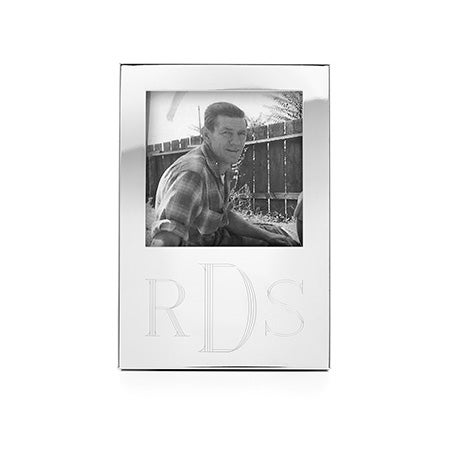 "Engravable Oversized Picture Frame 3.25"" x 3.25"""