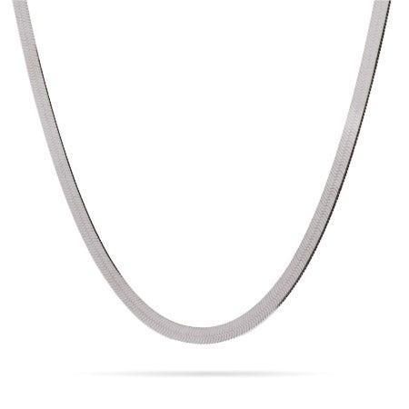 Magic Flex Silver Necklace