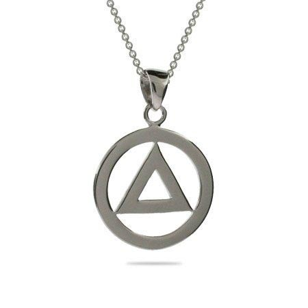 Sterling Silver Recovery Pendant | Eve's Addiction®