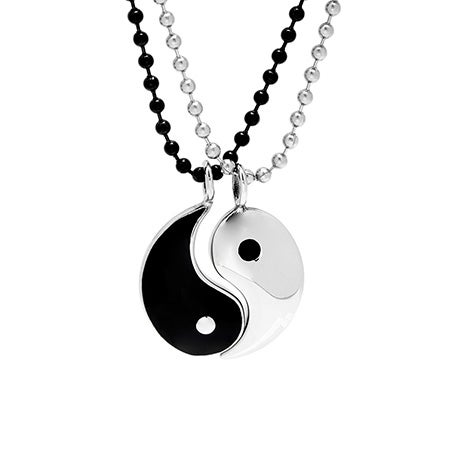 Yin Yang Friendship Pendant | Eve's Addiction®